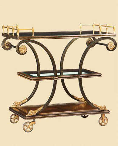 Image of Tiered Serving Cart