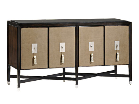 Image of Four Door Credenza