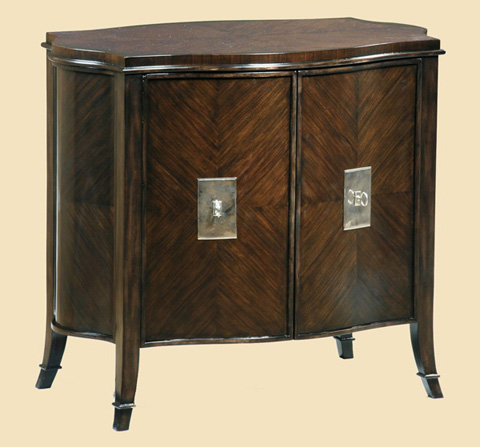 Image of Cabinet Nightstand