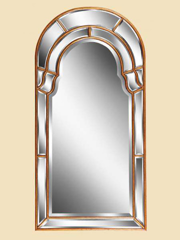Image of Arched Wall Mirror