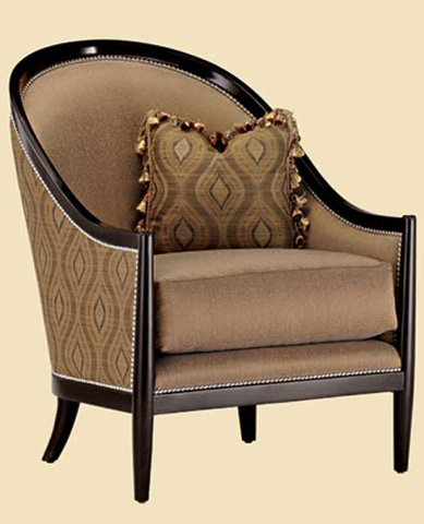 Marge Carson - Largo Chair - LAO41