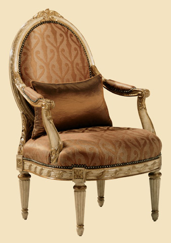 Marge Carson - Orleans Chair - OR41