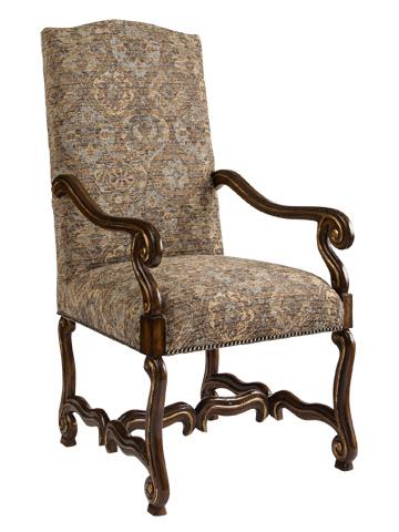 Marge Carson - San Marino Arm Chair - SMO46