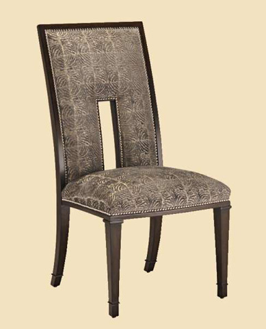 Marge Carson - Upholstered Side Chair - SNA45