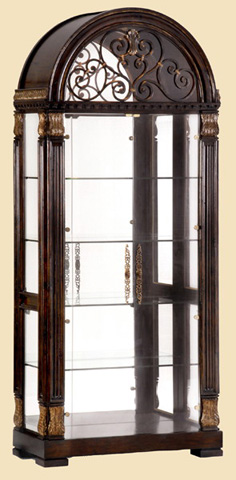 Image of Villa Argenta Display Cabinet