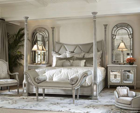 Ionia Bedroom Set Ionbedroom2 Marge Carson Bedroom Collections From Furnitureland South