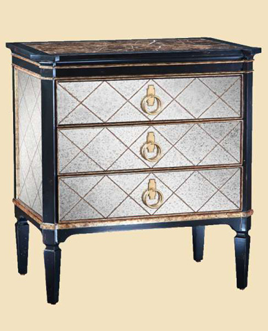 Marge Carson - Ionia Nightstand - ION12-1