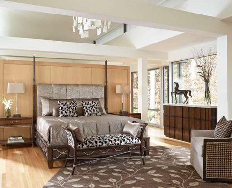 Malibu Bedroom Set Mlbbedroom1 Marge Carson Bedroom Collections From Furnitureland South