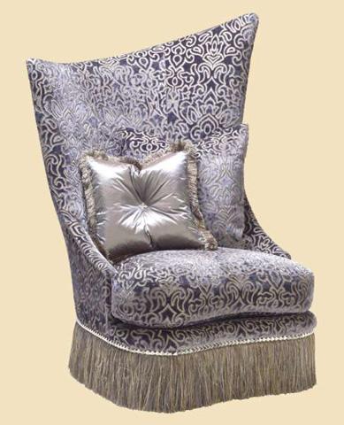 Marge Carson - Artemis Chair - ARS41