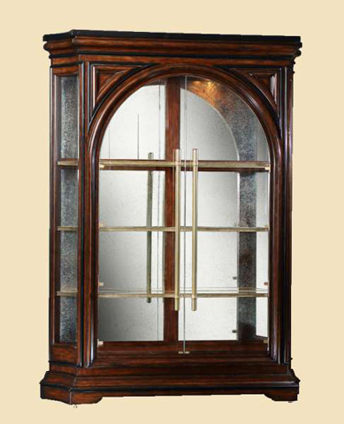Image of Cross Channel Display Cabinet
