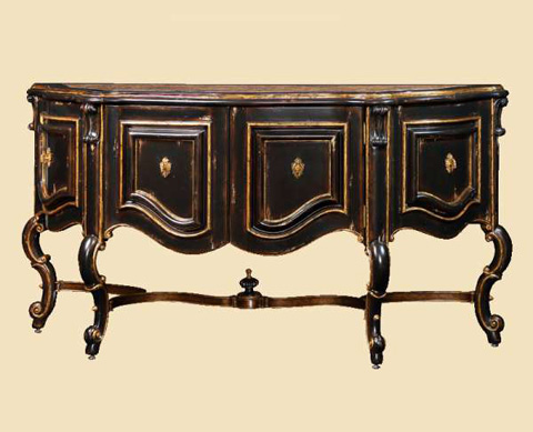 Image of Cross Channel Credenza