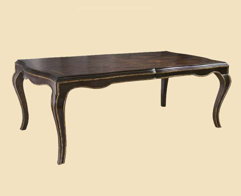 Image of Cross Channel Small Dining Table