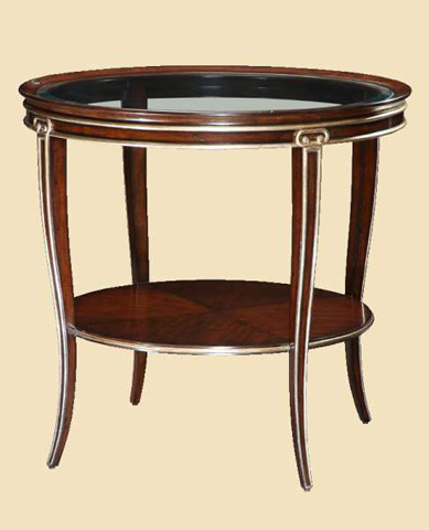 Image of Ionia Round End Table