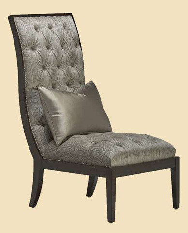 Marge Carson - Mallory Lounge Chair - MAL49