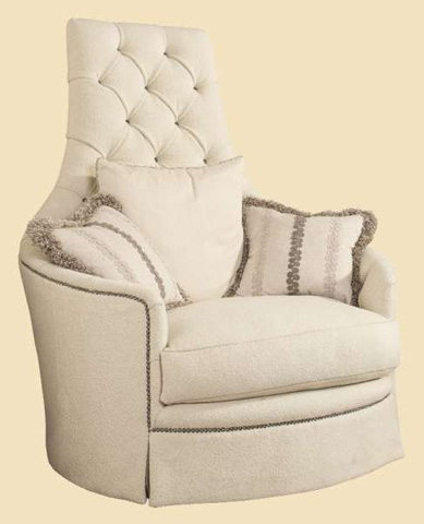 Marge Carson - Sultan Chair and a Half - SUL67