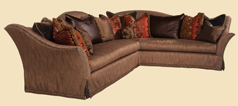 Marge Carson - Kendra Sectional - KND73/KND90