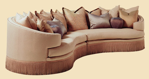 Marge Carson - Theresa Sectional - TS53/TS55