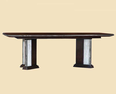 Marge Carson - Lake Shore Drive Dining Table - LDR21