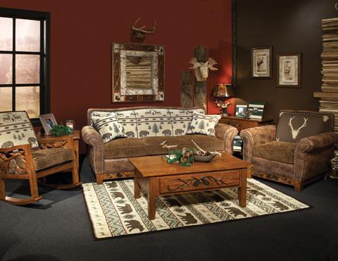 Marshfield Furniture - Sofa - 1984-03