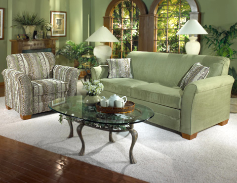 Marshfield Furniture - Sofa - 2360-03