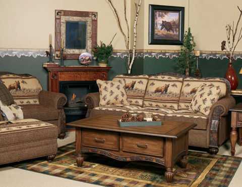 Marshfield Furniture - Sofa - 2374-03