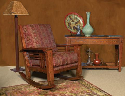 Marshfield Furniture - Rocker Chair - 2405-21
