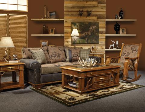Marshfield Furniture - Sofa - 2416-03