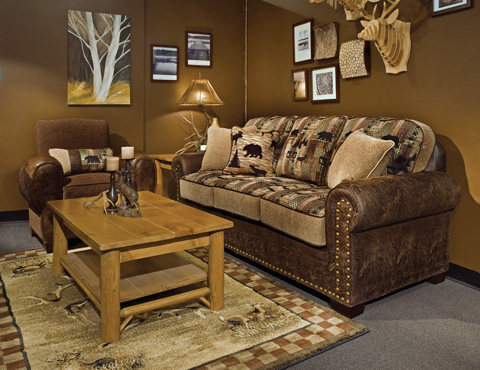 Marshfield Furniture - Sofa - 2476-03