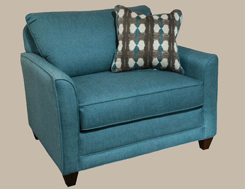 Marshfield Furniture - Chair and a Half - 9000-08