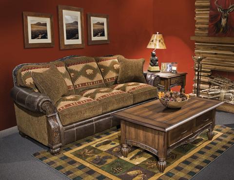 Marshfield Furniture - Sofa - L2374-03