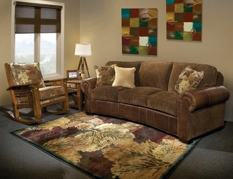 Marshfield Furniture - Sofa - L2476-03