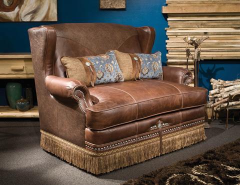 Marshfield Furniture - Loveseat Settee - U1987-02