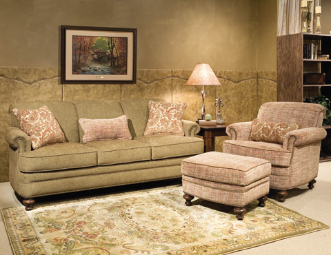 Marshfield Furniture - Full Sleeper Sofa - 2420-05