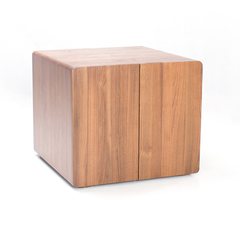Maria Yee - Merced Square End Table - 220-107482