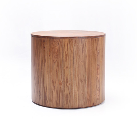 Image of Merced Round End Table