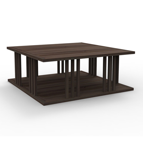 Image of Katsura Square Cocktail Table