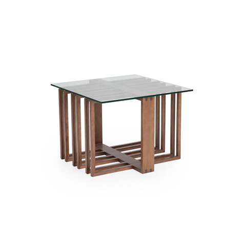 Maria Yee - Maxwell Square End Table - 229-107955