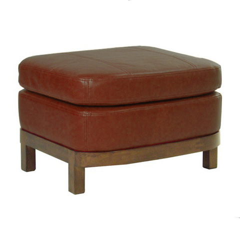 Image of Montecito Barrel Chair Ottoman