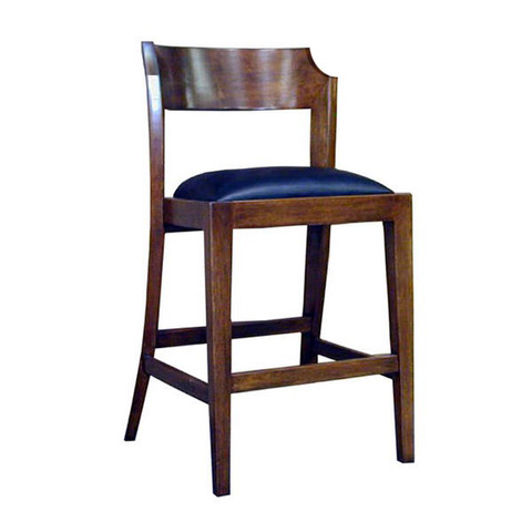 Image of Montecito Notched Round Counter Chair