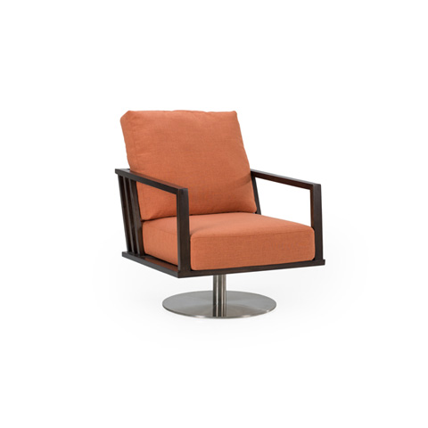 Image of Katsura Swivel Accent Chair