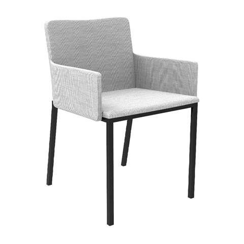 Maria Yee - Maxwell Low Back Dining Chair - 265-107997