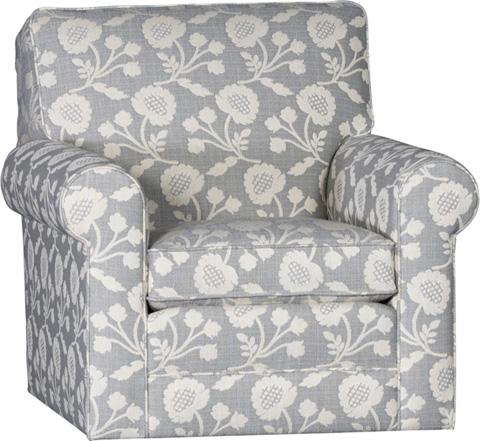 Mayo Furniture - Swivel Glider - 3000F43