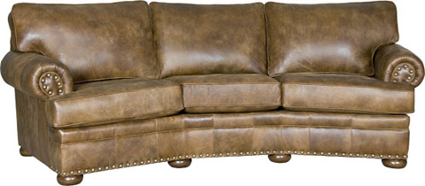 Mayo Furniture - Conversation Sofa - 7500L11