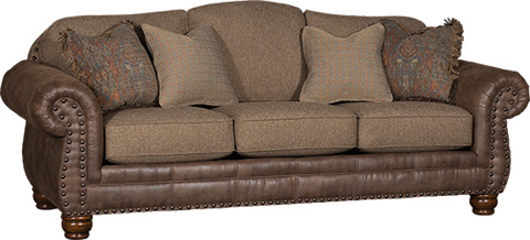 Mayo Furniture - Sofa - 3180LF10