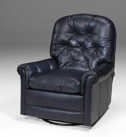 McNeilly Furniture - Swivel Glider Recliner - 0322-GR