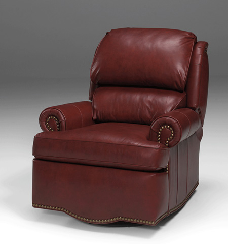 McNeilly Furniture - Swivel Glider Recliner - 0349-GR
