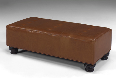 McNeilly Furniture - Ottoman - 0431-O1