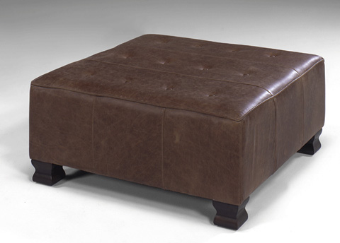 McNeilly Furniture - Ottoman - 0433-O1