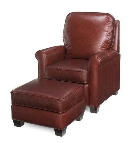 McNeilly Furniture - Tilt Back Chair - 0589-VT