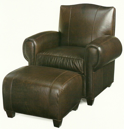 McNeilly Furniture - Club Chair - 0650-C1
